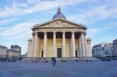 pantheon paris Arkivbilder