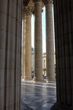 pantheon paris Royaltyfri Foto