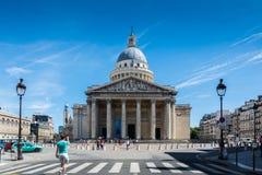 pantheon paris Royaltyfri Fotografi