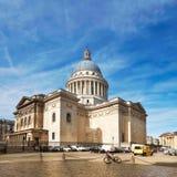 pantheon paris Royaltyfri Bild