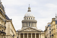 The Pantheon, Paris, France Royalty Free Stock Images