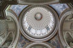 Pantheon Paris France Royalty Free Stock Photos