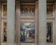 Pantheon Paris France Stock Photos