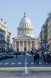 Pantheon of Paris, France Royalty Free Stock Image