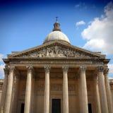 Pantheon in Paris Stock Photography