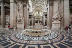 Pantheon Paris France Royalty Free Stock Photo