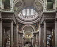 Pantheon Paris France Royalty Free Stock Photography