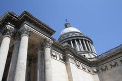 Pantheon in Paris Royalty Free Stock Photo