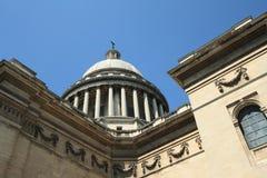Pantheon in Paris Stock Image