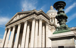 The Pantheon, Paris, France. Royalty Free Stock Photography