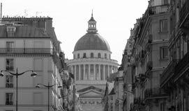 The Pantheon, Paris, France. Stock Image