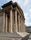 Pantheon Paris Frankreich Stockfoto