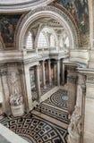 Pantheon Paris Frankreich Lizenzfreie Stockbilder