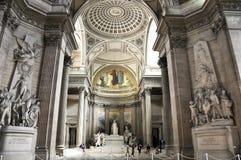 Pantheon, Paris, Frankreich Lizenzfreies Stockfoto