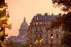 Pantheon - Paris - Frankrike Arkivbild