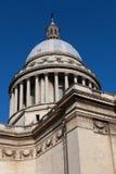 Pantheon Paris Arkivfoto