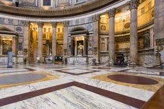 Pantheon in Rom Stockfotos