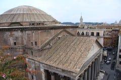 Pantheon Rom stockfoto