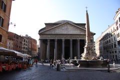 Pantheon Rom Lizenzfreies Stockbild