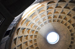 Pantheon in Rom, Italien Lizenzfreie Stockfotografie