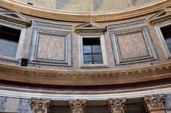 Pantheon in Rom, Italien Lizenzfreies Stockfoto