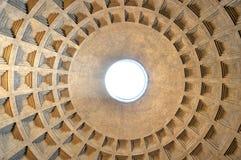Pantheon in Rom, Italien Stockbilder