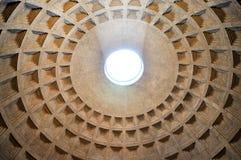 Pantheon in Rom, Italien Lizenzfreies Stockbild