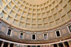 Pantheon in Rom, Italien Lizenzfreie Stockfotos