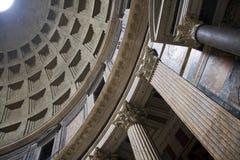 Pantheon, Rom, Italien Lizenzfreie Stockfotos