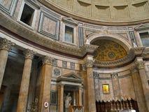 Pantheon - Rome Royalty-vrije Stock Foto's