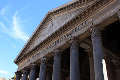 The Pantheon, Rome Royalty Free Stock Photo