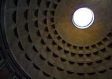 Pantheon Rome. Royaltyfri Fotografi