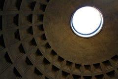 Pantheon Rome. Arkivfoton
