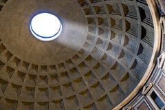 Pantheon in Rome Royalty Free Stock Images
