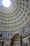 Pantheon rome Royaltyfri Foto