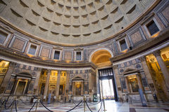 pantheon rome Arkivfoto