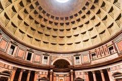 Pantheon, Rome Stock Afbeelding