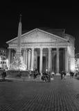 pantheon rome Royaltyfri Bild
