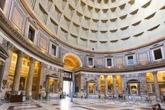 Pantheon in Rome Stock Photos