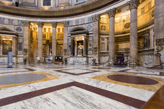 Pantheon in Rome Stock Photos