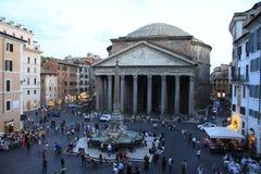 Pantheon Rome Royalty Free Stock Photos