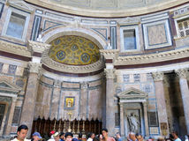 The Pantheon, Rome Stock Images