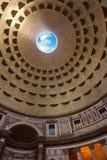 Pantheon in Rome, Italië stock fotografie