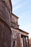 Pantheon, Rome Italië Royalty-vrije Stock Fotografie