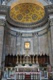 Pantheon - Rome, Italië Stock Foto