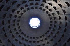 Pantheon - Rome, Italië Royalty-vrije Stock Foto