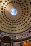 Pantheon in Rome, Italy. Dome of Pantheon, Rome, Italy Stock Photography