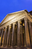 The Pantheon in Rome Royalty Free Stock Images