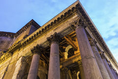 Pantheon in Rome, Italy Royalty Free Stock Photography