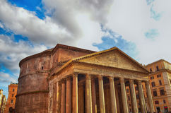 Pantheon, Rome Stock Images